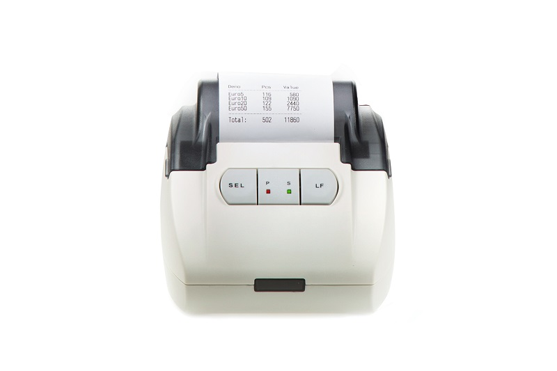 Thermal Printer for Cash Handling Solutions