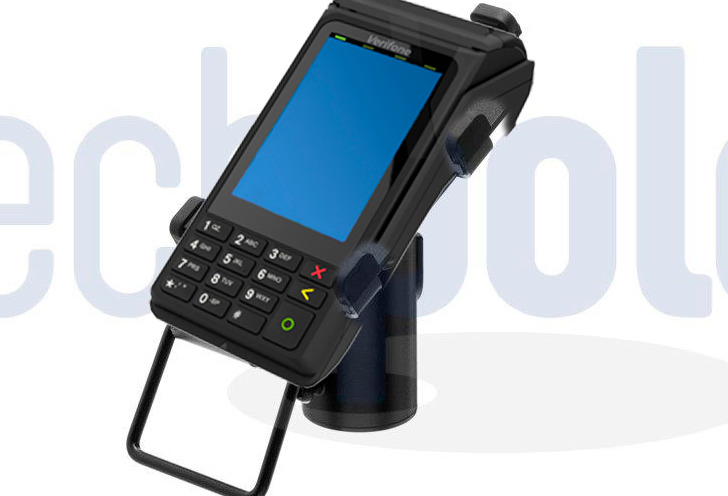 Verifone V240m swivel and tilt metal Stand