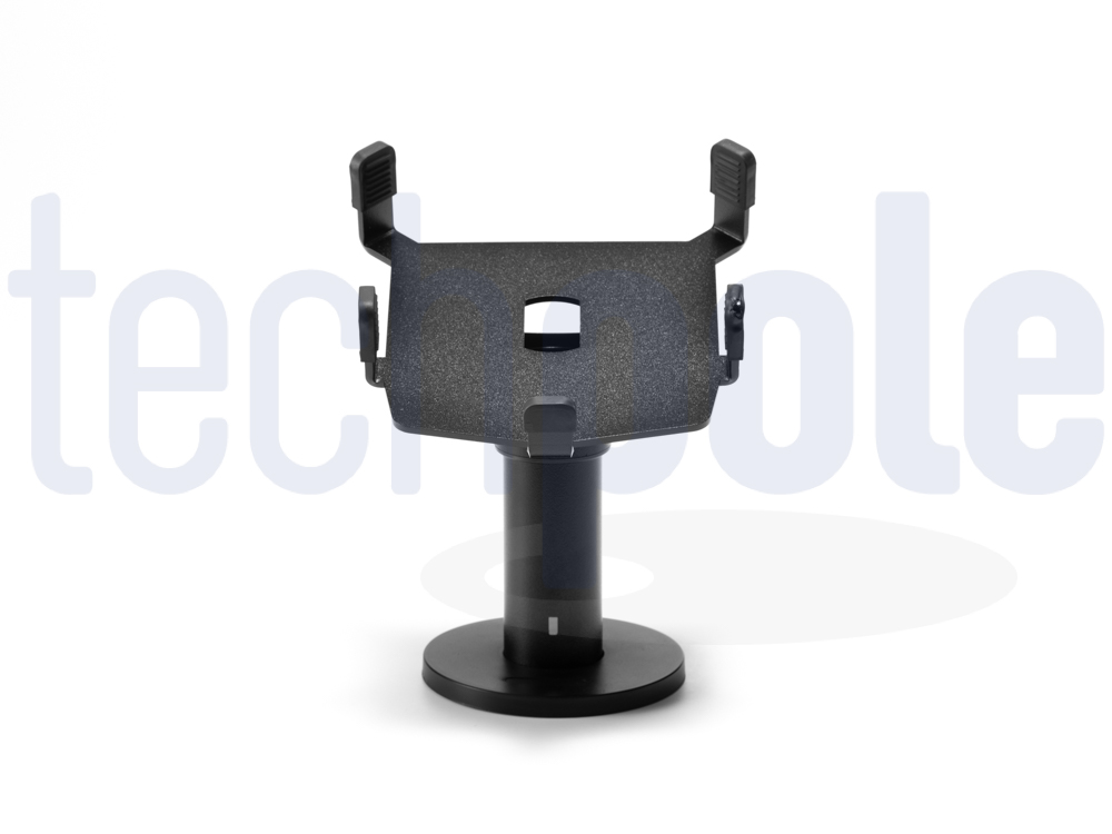 Counterfeit money detector stand