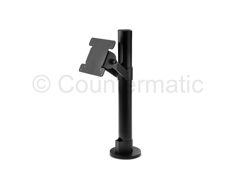 Monitor mounting solution with VESA at POS