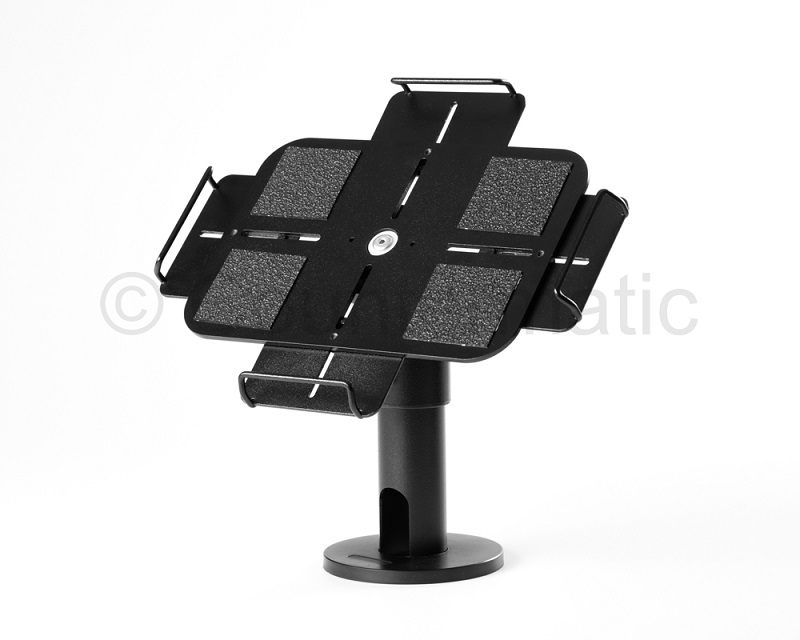 Universal tablet desktop stand for all iPads & Samsung