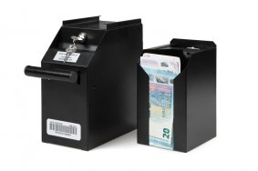 Drop Box Safe at the Point of Sale to keep your Notes Secure | POS Safe Cash