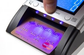 Banknote and Credit Card Counterfeit Detector , CLEVER PLUS | Euro  GBP Counterfeit Detectors