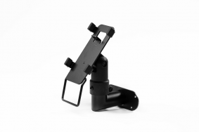 Ingenico card payment terminal wall mount | Ingenico terminal and pin pad stand. Robust steel