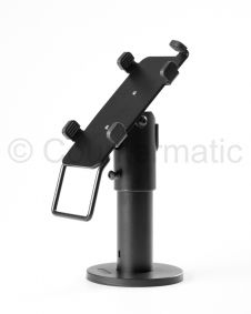 Verifone terminal and pin pad stand.Robust Steel