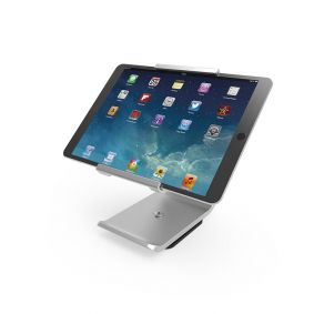 iPad2, iPad 9.7 /10.5 table Stand with security key | Desktop Tablet Stand
