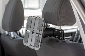 Adverstising taxi tablet mounts | Taxi tablet Mount