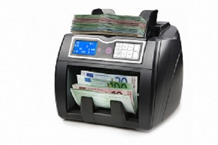 banknote value counter euro gbp countermatic