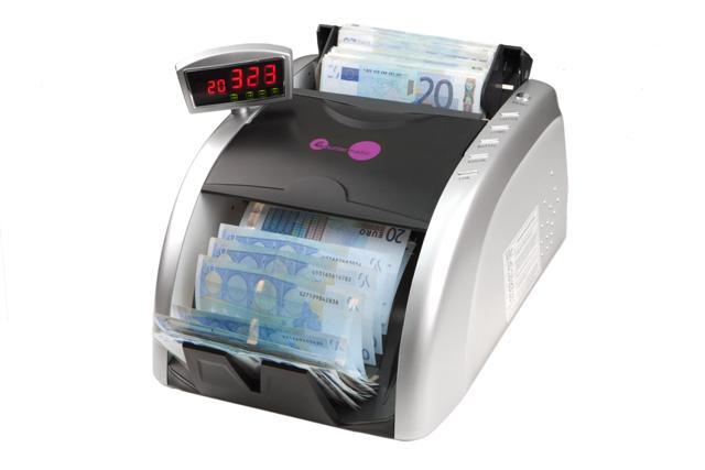 contadora billetes con detección countematic