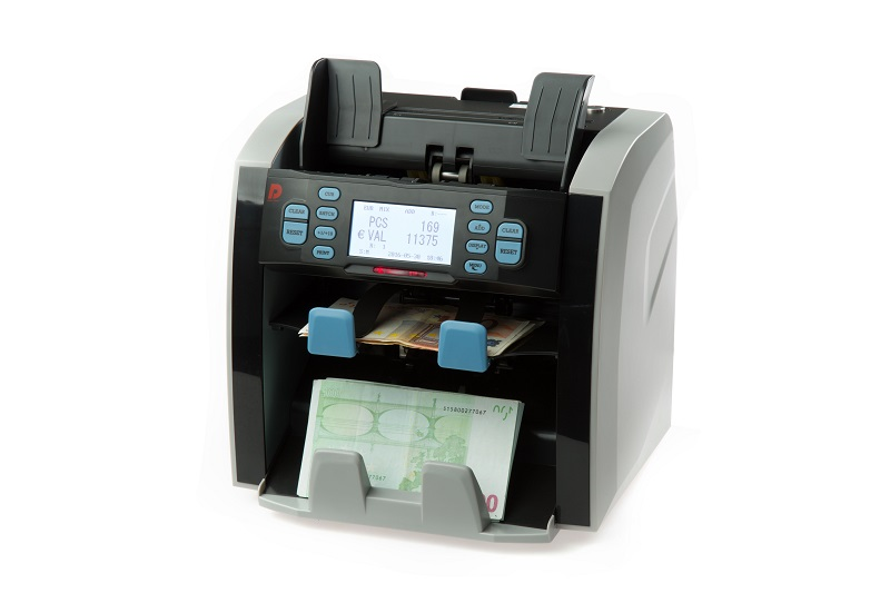 note sorter and counter euro gbp countermatic