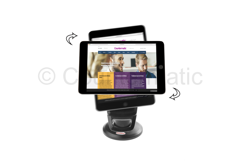 soporte tablet countermatic