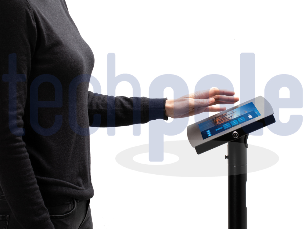 Wide range of tablet mounts for professional use