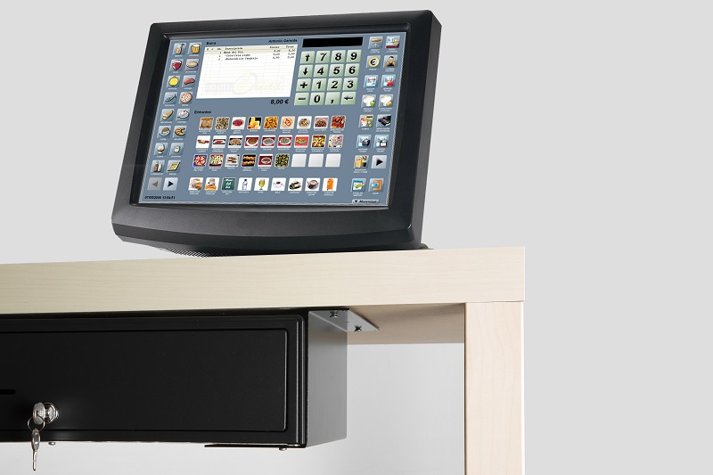 drawers systems and solutions holder under counter drawer tall brackets mount mounting pc cash pos