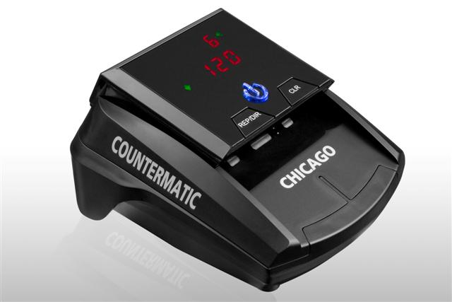 How to use the Counterfeit Detector CHICAGO