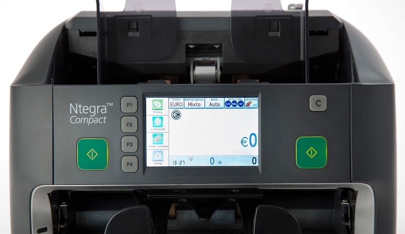 NTEGRA GLORY Professional Note Counter & Sorter