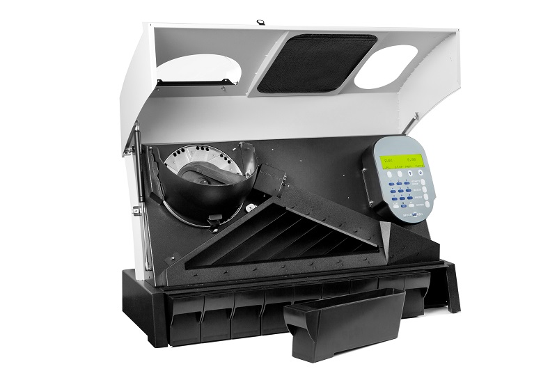 Coin Counter & Sorter  counterfeit detection system for euro
