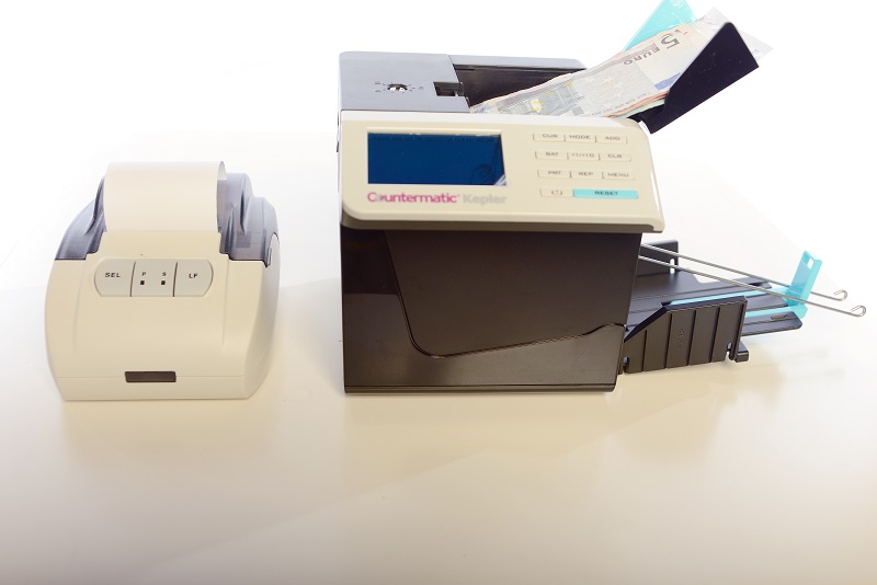 Portable Bank Note Counter