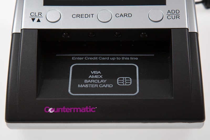 NEW COUNTERFEIT DETECTOR FOR NOTES & CARDS
