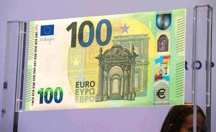 Does the current  banknote counters authentify the new 100 & 200 euro notes?