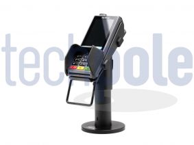 Payment terminal stands for desktop and wall