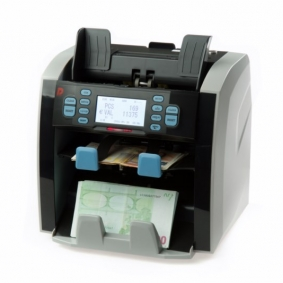 Bank Note Sorter for Euro Notes Countermatic Pascal