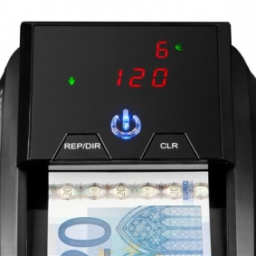 automatic counterfeit detector
