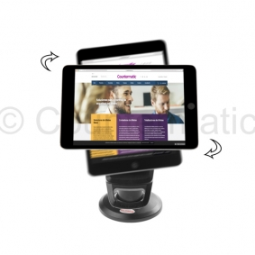 How to choose a rotating Security Tablet Stand