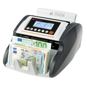 Bank note Counter with counterfeit detection
