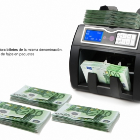 Banknote counters in Barcelona