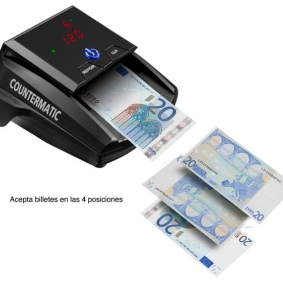 Countermatic - Detectores de Billetes Falsos