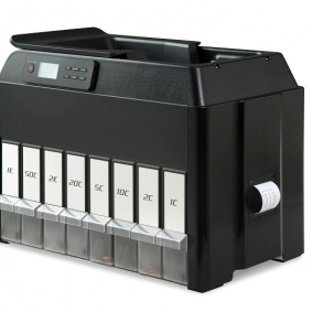 Choose a coin counter or coin sorter depending your needs