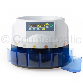 New Coin Sorter Countermatic Las Vegas