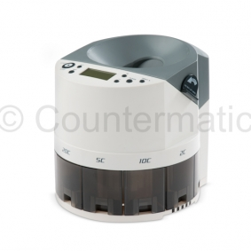 New Euro Coin Sorter Counter 5000