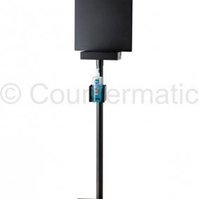 Macc Residencial from Madrid has ordered our floor stand with gel dispenser to prevent COVID-19